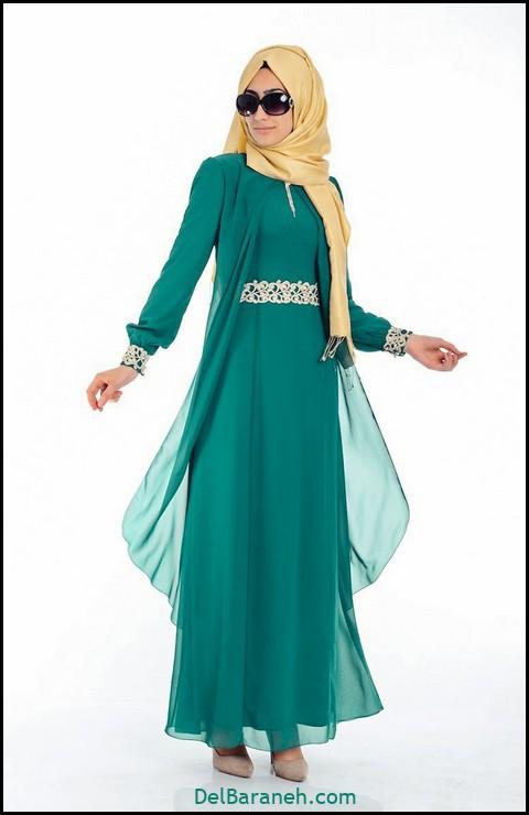 مدل لباس پوشیده (۷۷)