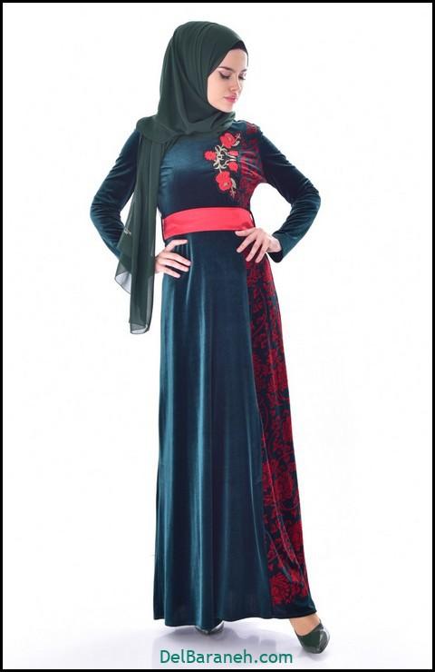 مدل لباس پوشیده (۸۰)