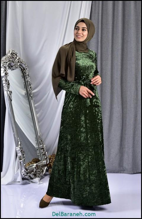 مدل لباس پوشیده (۹)