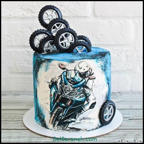 مدل کیک روز مرد (۷)