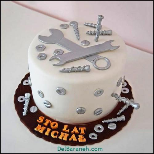 مدل کیک روز پدر (۱۴)