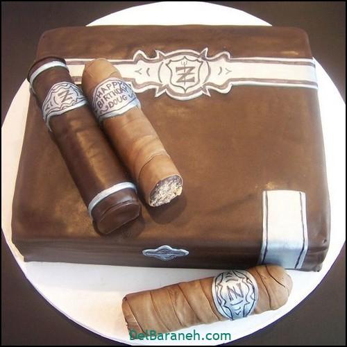 مدل کیک روز پدر (۲۵)