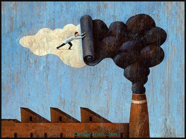 مقاله در مورد آلودگی هوا (۱۰)