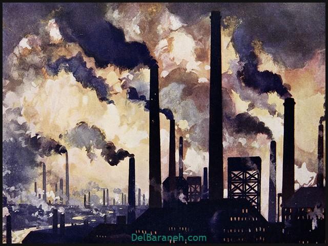 مقاله در مورد آلودگی هوا (۱۲)