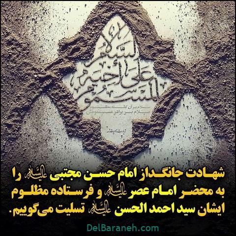 پروفایل شهادت امام حسن مجتبی (۴۵)