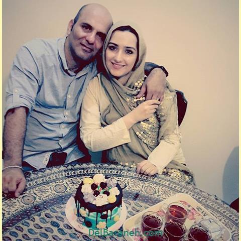 عکس همسر زهرا خاتمی راد