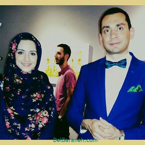 آدرس صفحه اصلی پیج اینستاگرام زهرا خاتمی راد