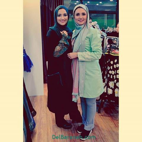 عکس های اینستاگرام زهرا خاتمی راد (۲۶)