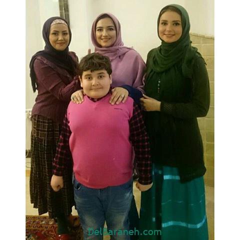 زهرا خاتمی راد در اینستاگرام