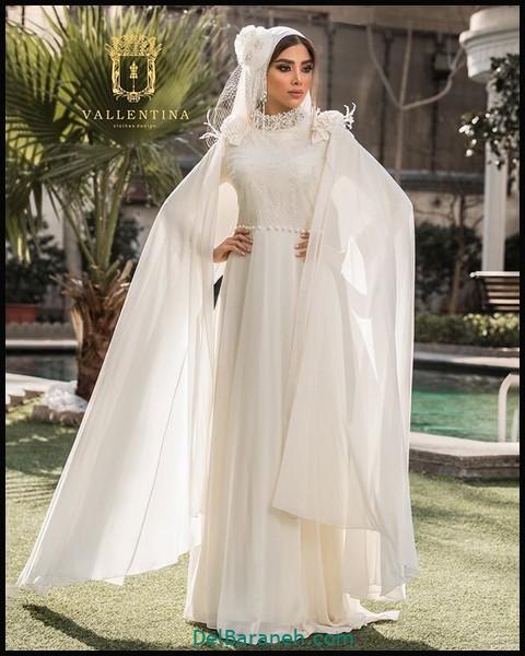 لباس شب پوشیده ایرانی (۷)