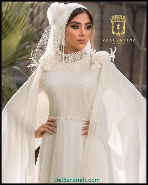 لباس شب پوشیده ایرانی (۸)