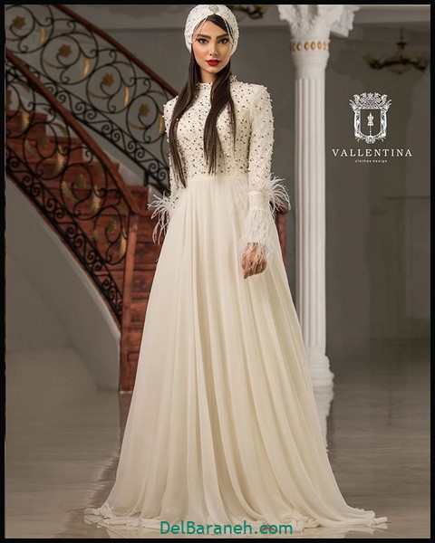 لباس شب پوشیده اینستاگرام (۱۰)