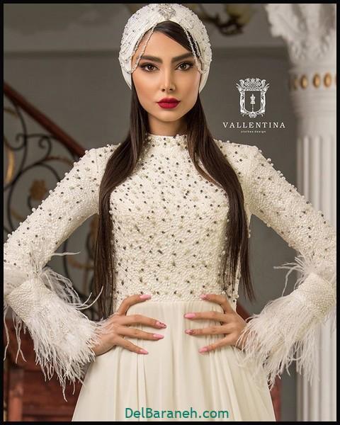 لباس شب پوشیده اینستاگرام (۱۱)