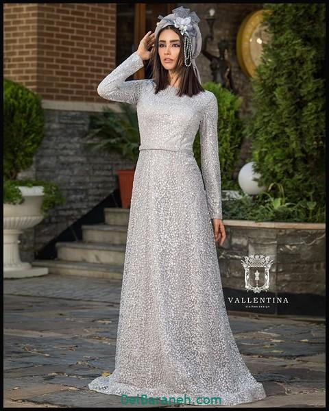 لباس شب پوشیده اینستاگرام (۲)