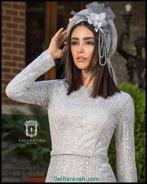 لباس شب پوشیده اینستاگرام (۳)