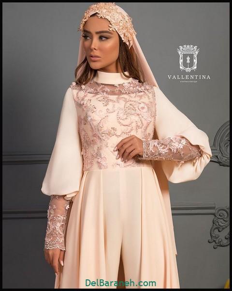 لباس شب پوشیده اینستاگرام (۷)