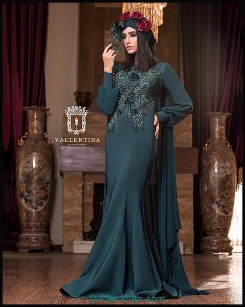 لباس شب پوشیده دخترانه (۱۱)