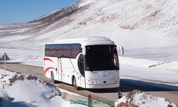 چه طور میتوان با اتوبوس سفری راحت را تجربه کرد؟
