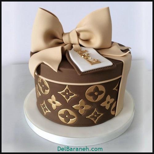 کیک تولد دخترانه (۱۰)