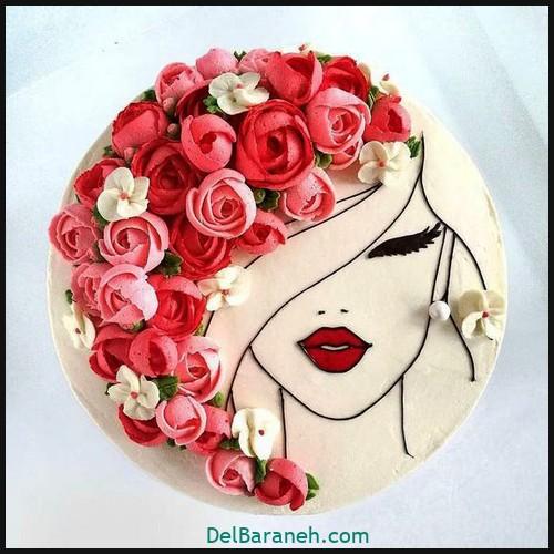 کیک تولد دخترانه (۱۲)