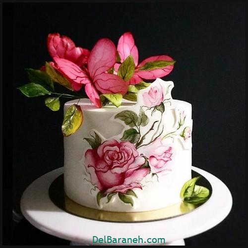 کیک تولد دخترانه (۱۳)
