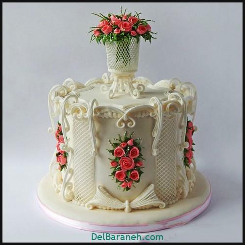 کیک تولد دخترانه (۱۵)