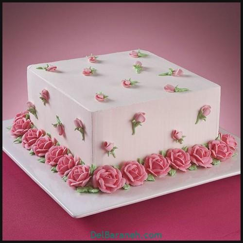 کیک تولد دخترانه (۱۶)