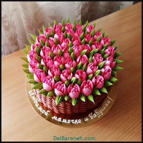 کیک تولد دخترانه (۱۷)