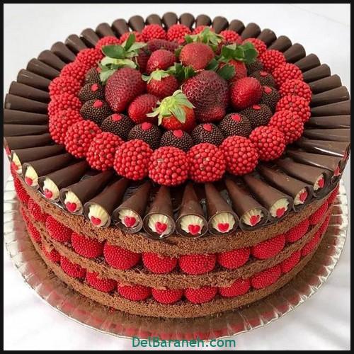 کیک تولد دخترانه (۱۹)