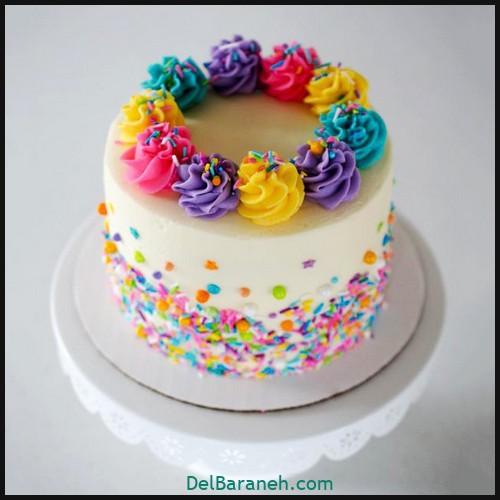 کیک تولد دخترانه (۲۰)