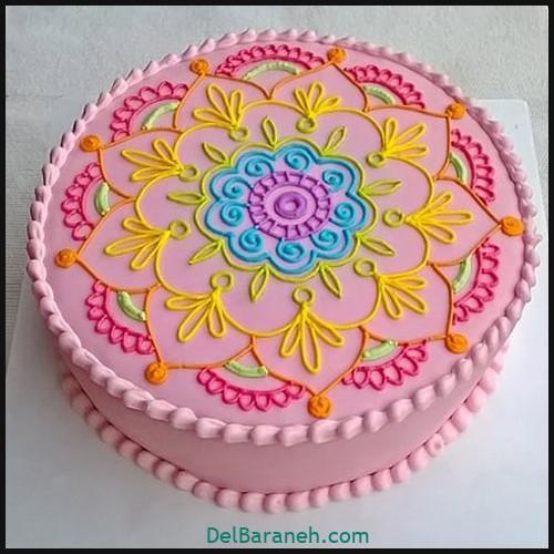 کیک تولد دخترانه (۲۱)