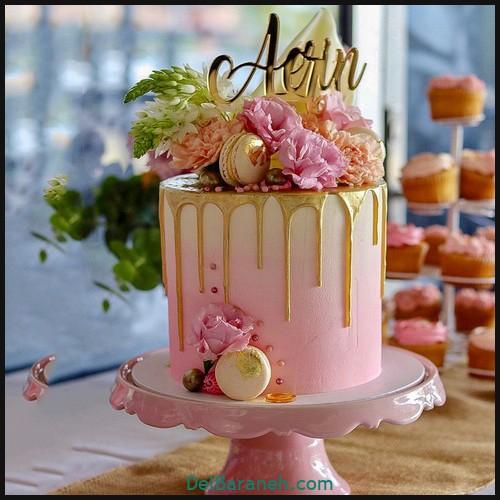 کیک تولد دخترانه (۲۲)