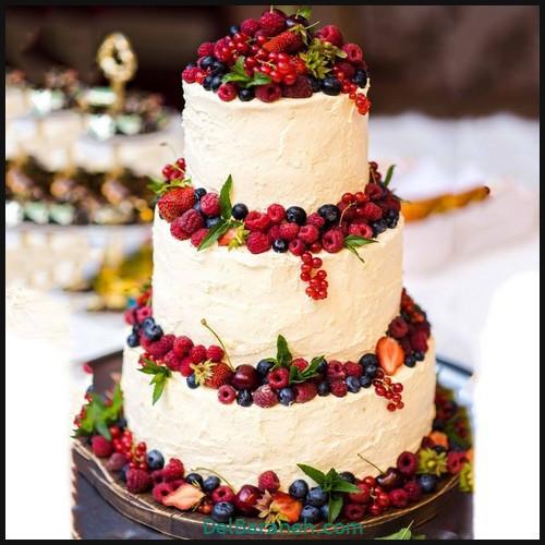 کیک تولد دخترانه (۲۵)