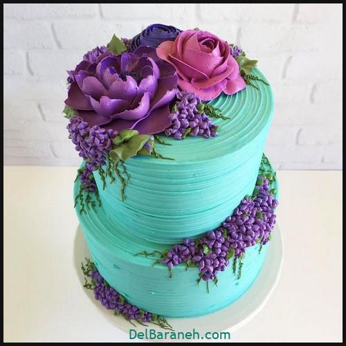 کیک تولد دخترانه (۲۹)