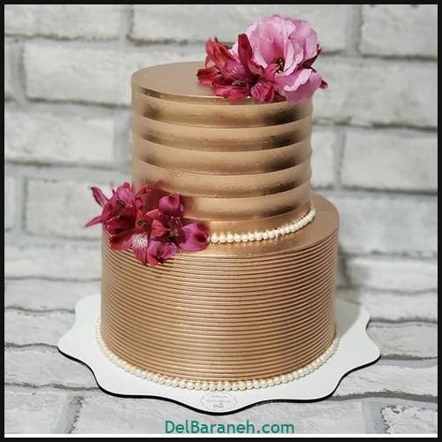 کیک تولد دخترانه (۳)