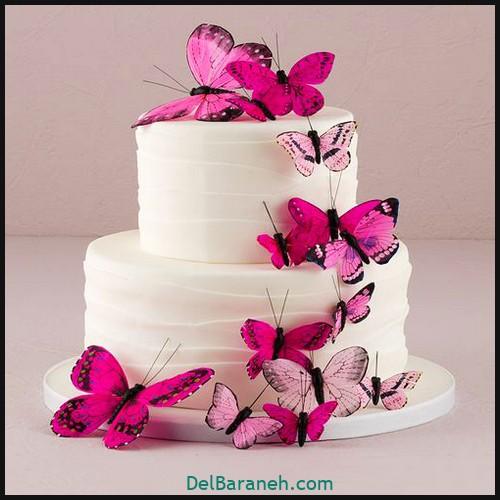 کیک تولد دخترانه (۳۰)