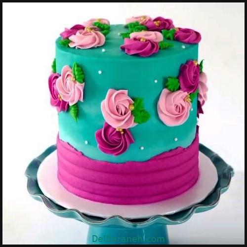 کیک تولد دخترانه (۳۱)