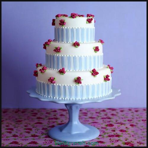 کیک تولد دخترانه (۳۷)