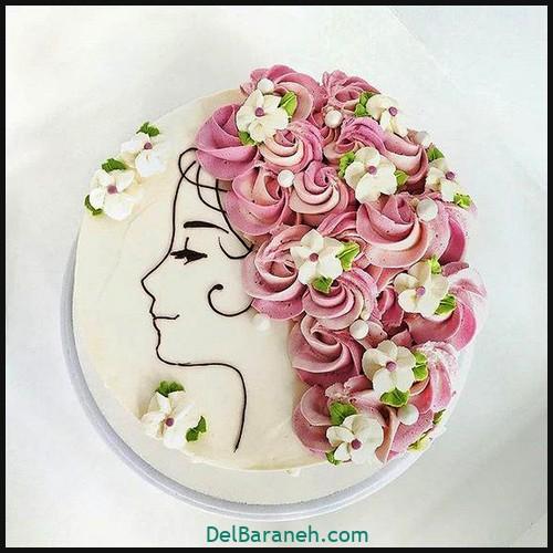 کیک تولد دخترانه (۳۸)