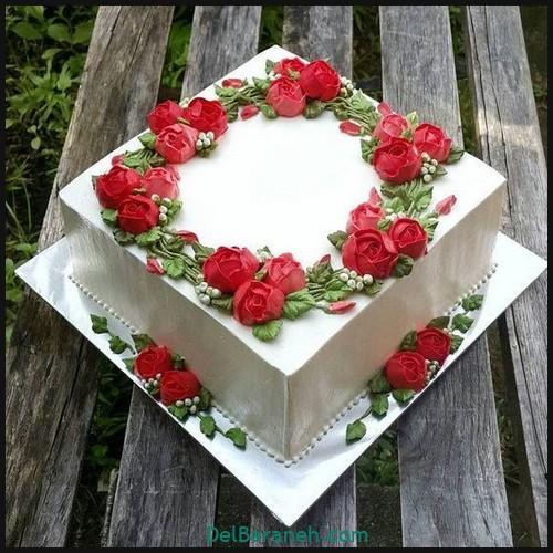 کیک تولد دخترانه (۳۹)