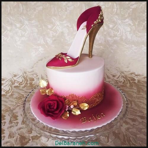 کیک تولد دخترانه (۴۰)