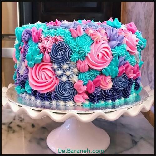 کیک تولد دخترانه (۴۱)