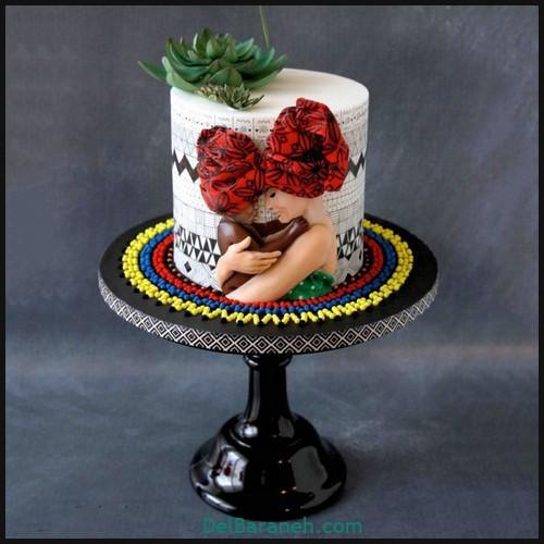 کیک تولد دخترانه (۴۳)