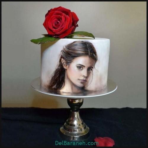 کیک تولد دخترانه (۴۶)