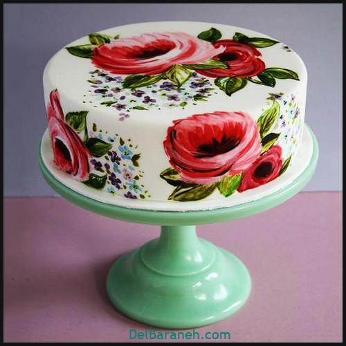 کیک تولد دخترانه (۴۹)