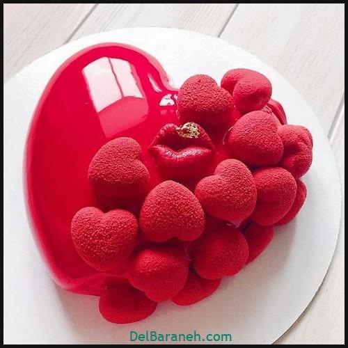 کیک تولد دخترانه (۷)