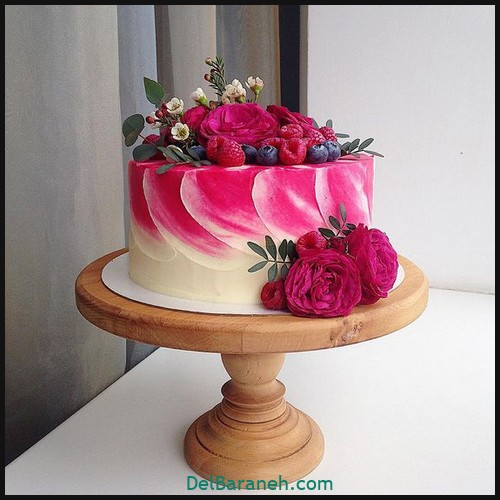 کیک تولد دخترونه (۱۷)
