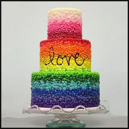 کیک تولد دخترونه (۲۴)