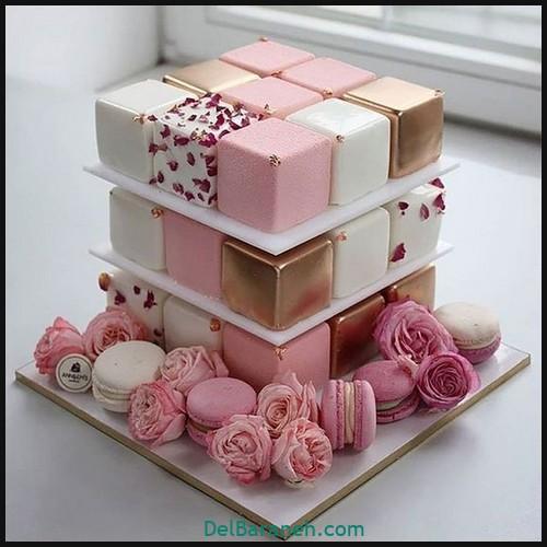 کیک تولد دخترونه (۳)