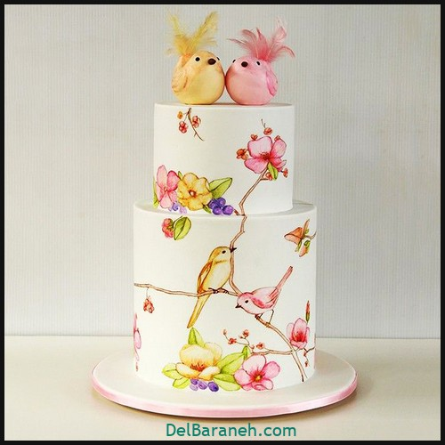 کیک تولد دخترونه (۳۴)
